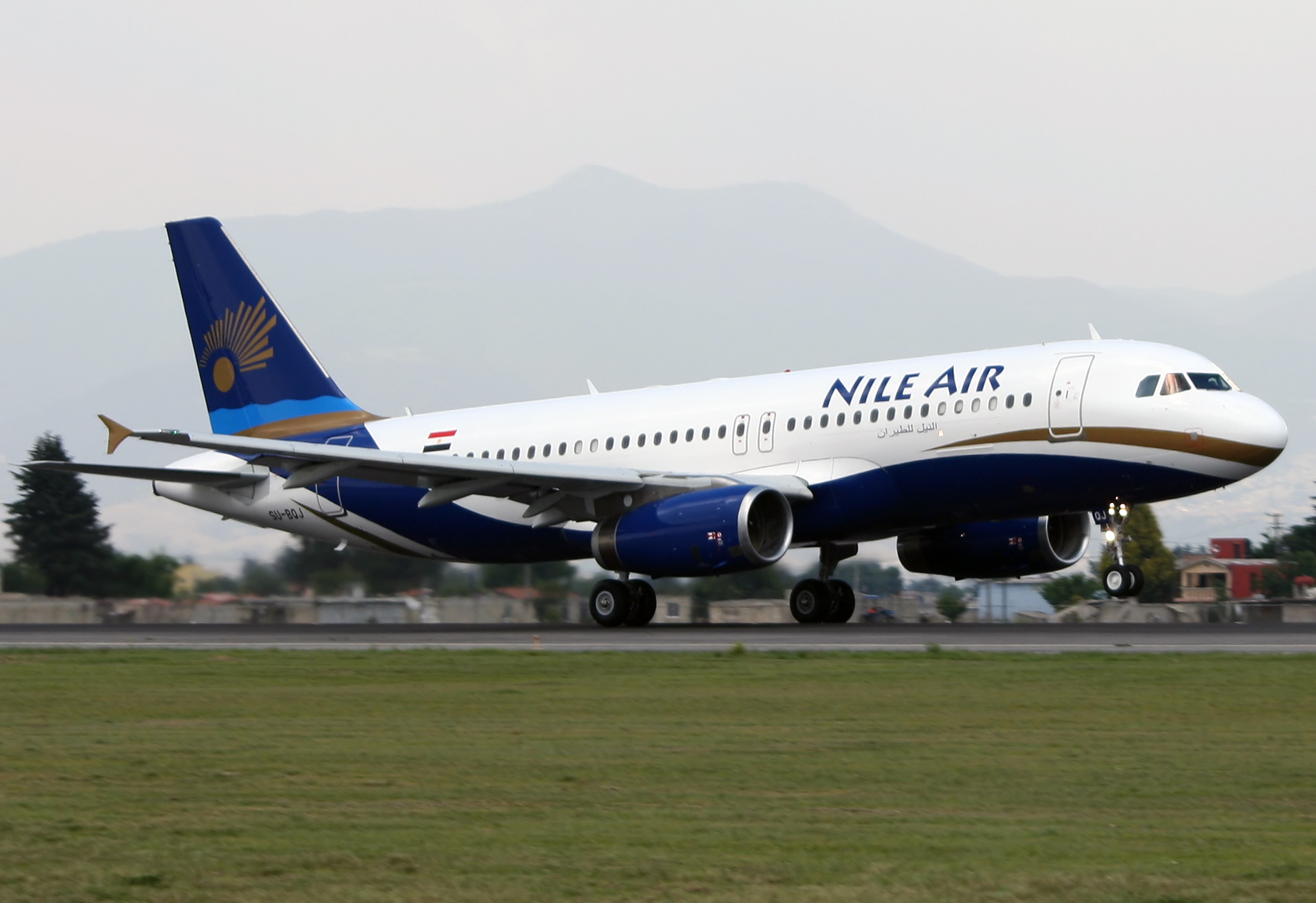 Nile Air starts operations to Al Ain International Airport