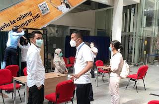 Penumpang Dari Atau Tiba di Bandara Kualanamu Wajib Penuhi Syarat SE Menhub Nomor 57