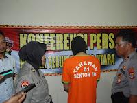 Tim Opsnal Unit Reskrim Polsek Teluk Betung Utara Tangkap DPO Curas