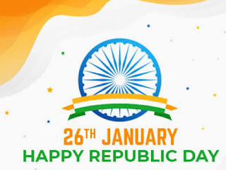 26th January 2020 Happy Republic Day WhatsApp  Free Wishing Website Script