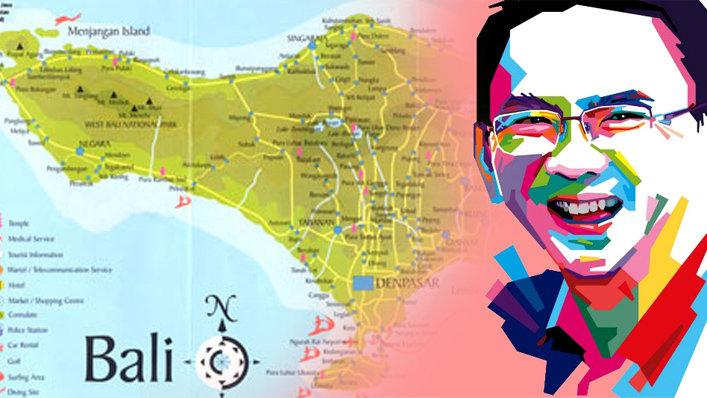 Ahok untuk Bali 1