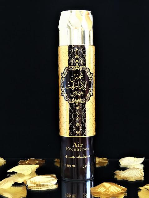 ard al zaafaran air freshener, désodorisant parfum oriental, parfum oriental maison, oriental home fragrance, home fragrance, parfum d'ambiance
