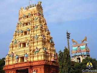Antarvedi Narasimha Swamy Temple History