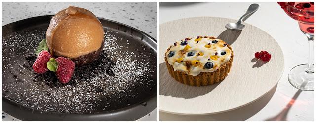 a Bella e o Mundo - Koukoumi vegan hotel - desserts vegan