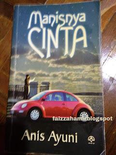 Review Novel ~ Manisnya Cinta