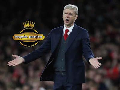 Wenger Merasa Tidak Bersalah Atas Tindakannya Itu