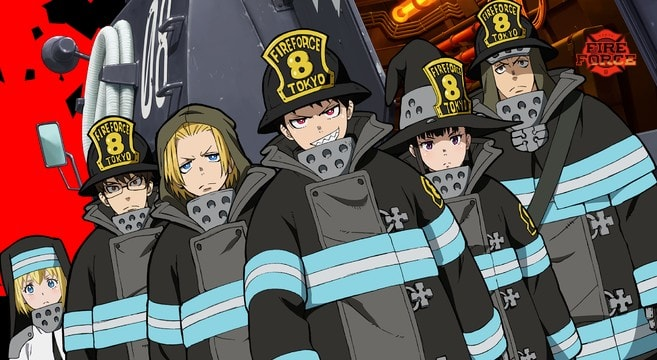 Fire Force Episode 12 English Dubbed - Animepisode