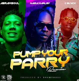 [Music] Abramsoul – Pump Your Parry (Remix) ft. Naira Marley, C Blvck