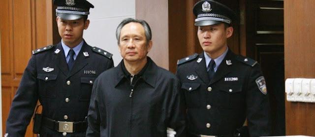 Funcionario chino acusado de corrupción es condenado a pena de muerte