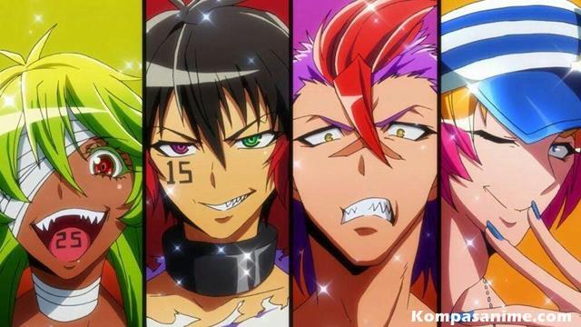 anime comedy terbaik mirip Gintama Fall 2016
