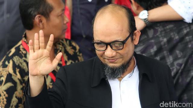 Menagih Janji Antikorupsi Jokowi, TGPF Kasus Novel Perlu Dibentuk