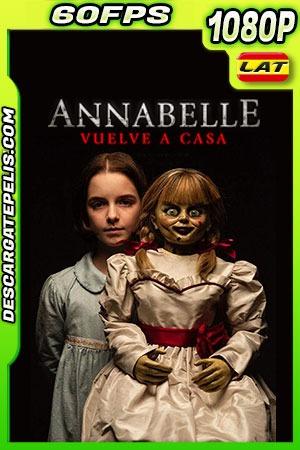 Annabelle vuelve a casa (2019) 1080p BDRip 60fps Latino – Ingles