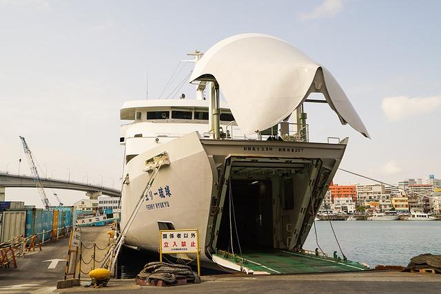 Pelabuhan di Jepang