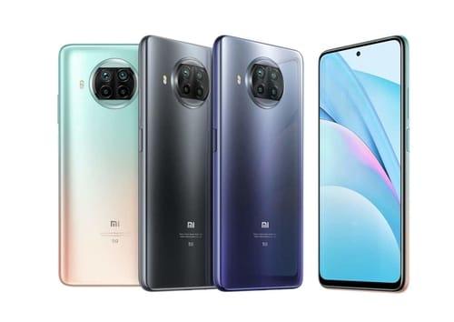 Xiaomi announces its latest Mi 10T Lite phones