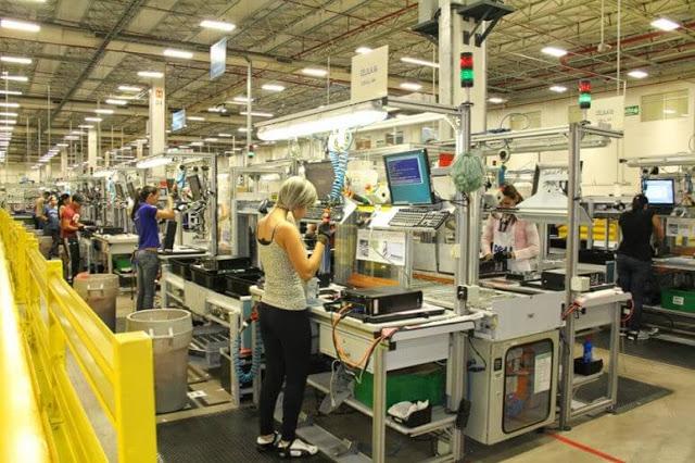 operador de produção
