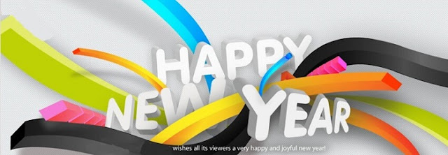 Happy New Year Cover Pic for facebook timeline and twitter images