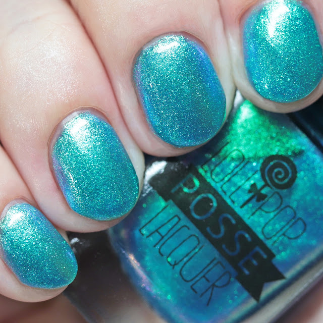 Lollipop Posse Lacquer In the Flood