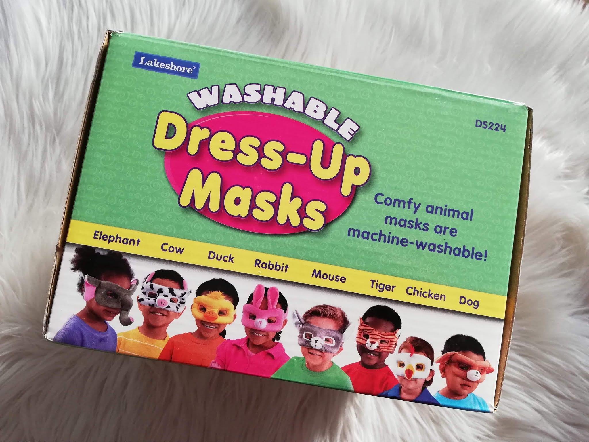 Maski zwierzątek - Educarium