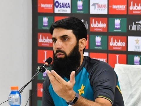 मिस्बाह कहते हैं, टी 20 श्रृंखला में, ऑस्ट्रेलिया हर क्षेत्र में हमें आउट करता है