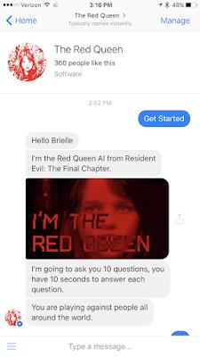 chatbot facebook messenger engagement