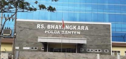 Jadwal Dokter RS Bhayangkara Polda Banten
