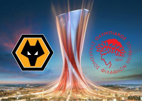 Wolverhampton Wanderers vs Olympiakos Piraeus Full Match & Highlights 06 August 2020
