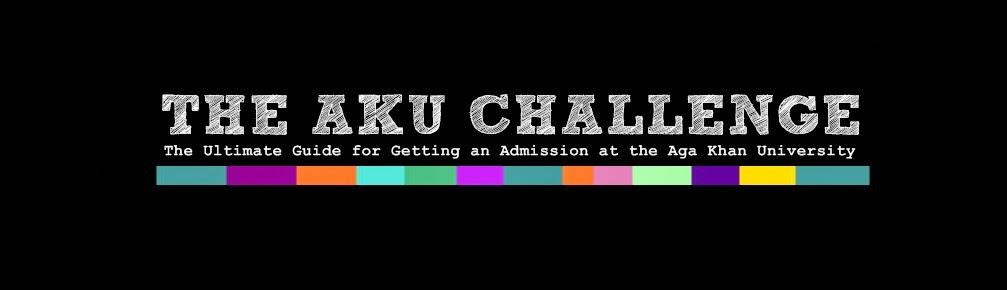 The AKU Challenge!