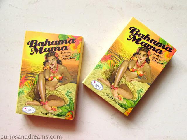 theBalm Bahama Mama Bronzer, theBalm Bahama Mama Bronzer review,Bahama Mama Bronzer review