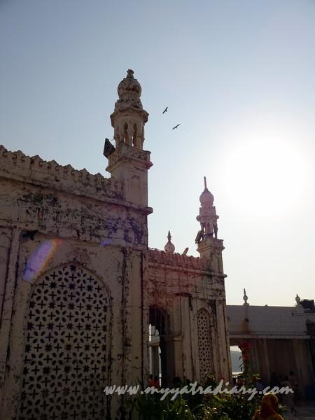 Haji Ali Dargah, Mumbai, India