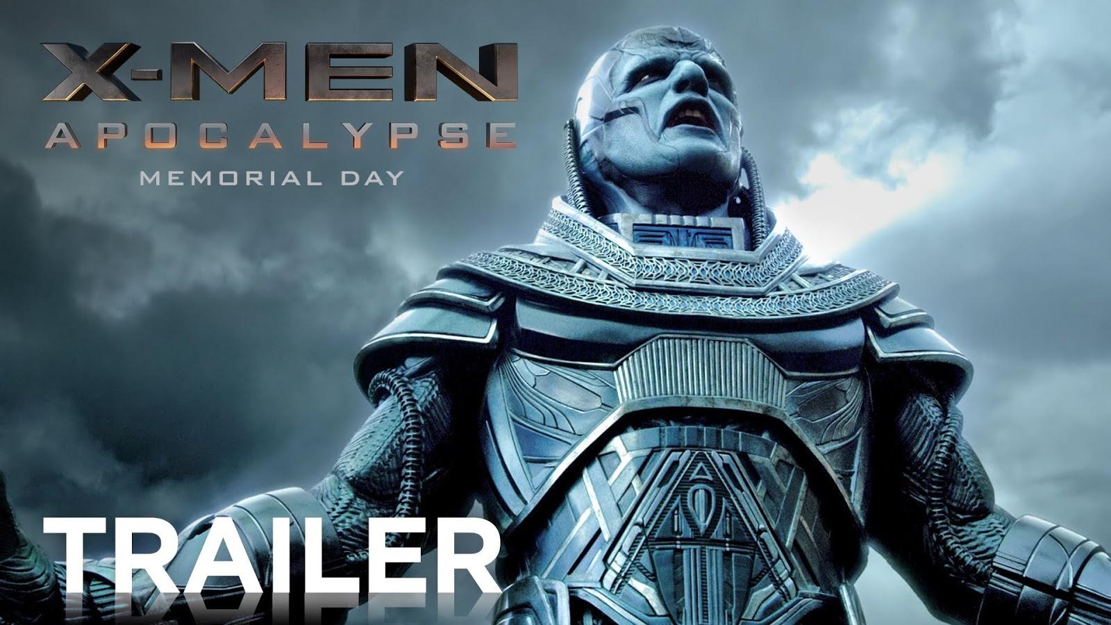"""Nonton Film Bioskop - X Men """" Apocalypse"""" ( 2016 )"""