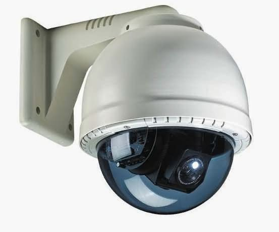 kinds of surveillance cameras