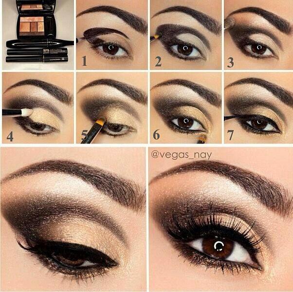 Indian Bridal Makeup Tutorial Step By Step ...