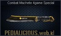 Combat Machete 4game Special