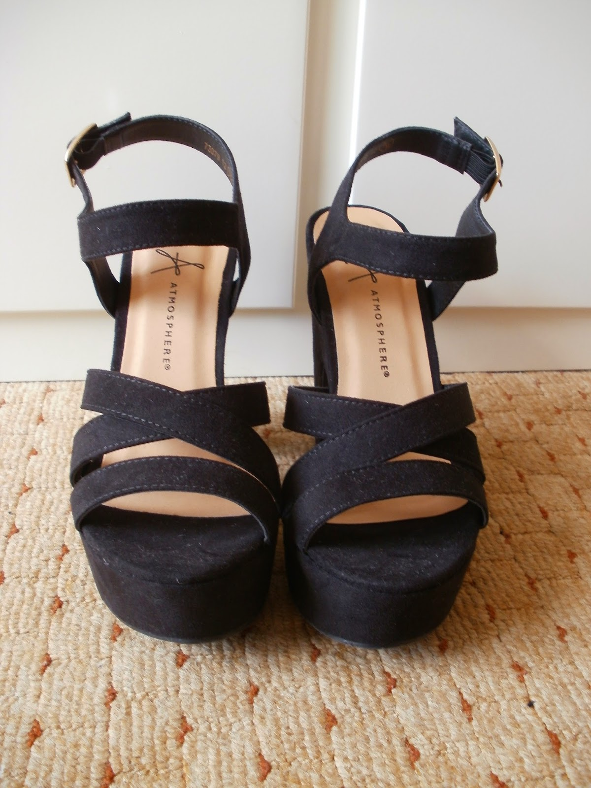 Porcelain Eleanor Shoes On A Shoestring Primark Strappy