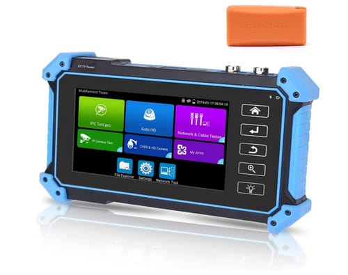 wsdcam 5 Inch Touch Screen CCTV Tester Camera