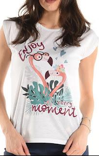 T-Shirt Stampate Donna - Primavera/Estate 2019