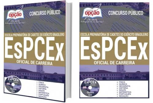 Apostila Concurso EsPCEx 2017 Oficial de Carreira