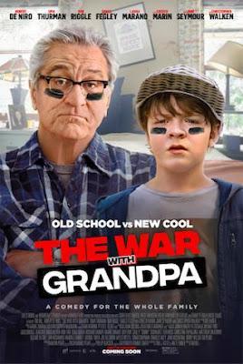 En guerra con mi abuelo en Español Latino