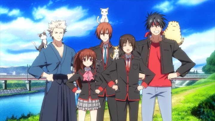 Little Busters (Episode 01 - 26) Batch Subtitle Indonesia