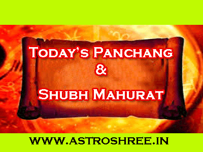 todays panchang and shubh mahurat, February 2021