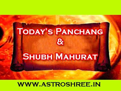 todays panchang and shubh mahurat, december 2020