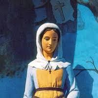 Prier le Rosaire avec les Saints en général - Ils sont de puissants intercesseurs -  Ste%2BGERMAINE%2B1