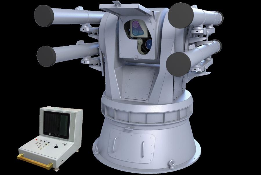Комплекс морського ракетного керованого озброєння Бар'єр-ВК