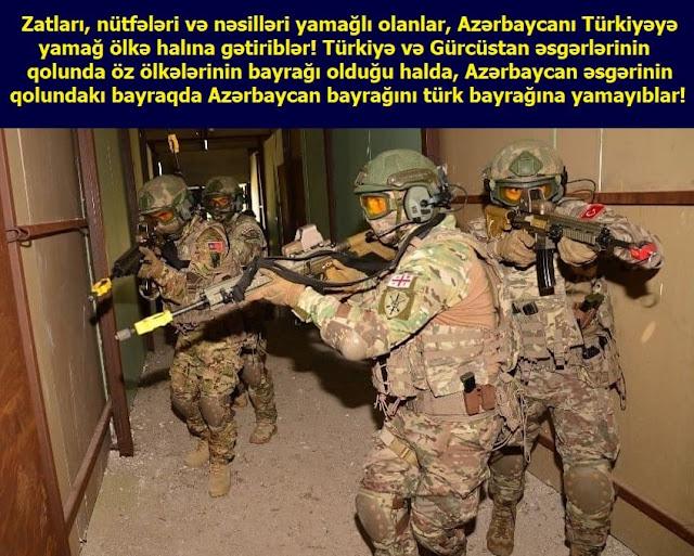 Allahın lənəti olsun Azərbaycanı Türkiyəyə satan qeyrəti yamaqlılara!