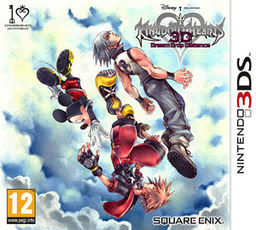 Kingdom Hearts Dream Drop Distance, 3DS, Español, Mega, Mediafire