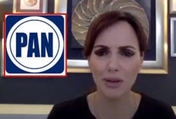 Lilly Téllez  explota, pide la renuncia inmediata de AMLO por su  ineptitud, tenemos un burro como presidente