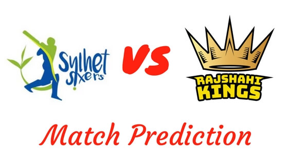 Rajshahi vs Sylhet Predictions and Betting Tips for Today Match