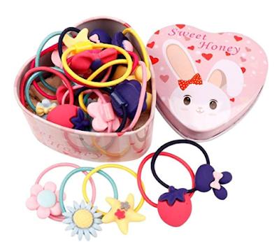 20 pcs multicolor headband set