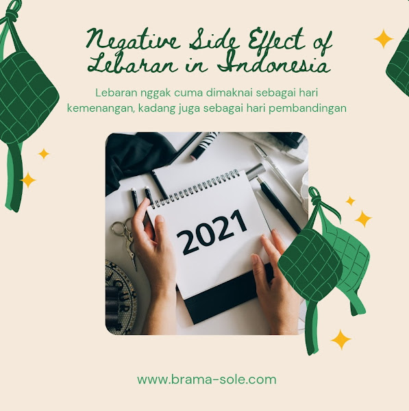 Negative Side Effect of Lebaran in Indonesia