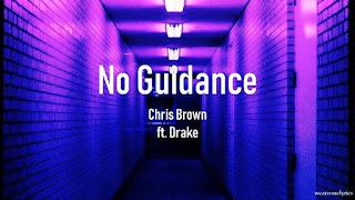 no guidance lyrics